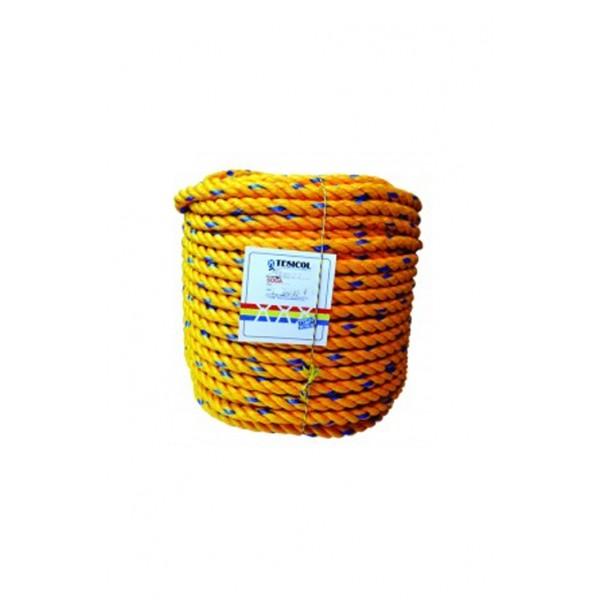 Hornrope loop 8mm 30m 5500 kg de plástico cuerda para cabrestantes fibras sintéticas cuerda offro