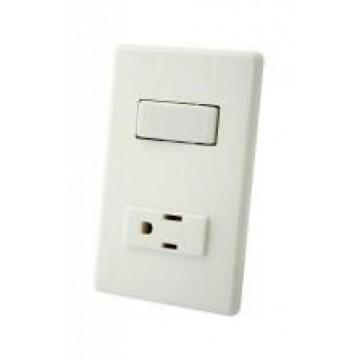 Interruptor y toma nova s/p...
