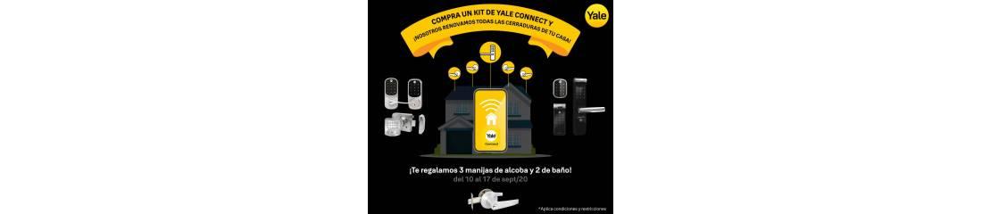 Cerraduras Digitales Yale Colombia - Ferretería Samir